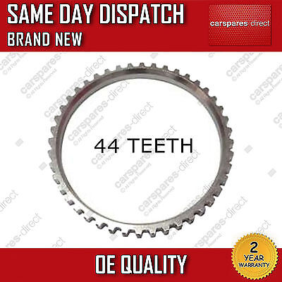 FOR NISSAN PRIMERA P11 P12 WP11 WP12 44 TOOTH FRONT ABS RELUCTOR RING DRIVESHAFT
