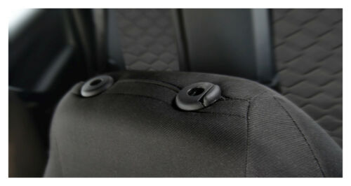 leatherette Eco leather grey CAR SEAT COVERS full set fit BMW 2 Series