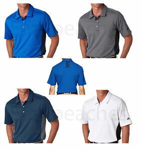 2194a5cc9 ADIDAS GOLF - Puremotion® 3-Stripes Polo, Men's S-3XL, Colorblock ...