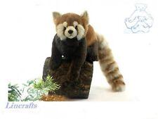 Red Panda Plush Soft Toy by Hansa 3579