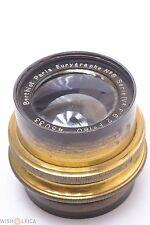 BERTHIOT EURYGRAPHE NO 8 180MM 6.2 LARGE FORMAT LENS