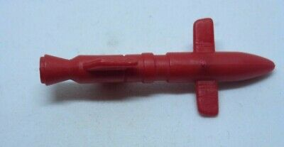GI Joe Vehicle Part 1987 Cobra Mamba Gyro Copter Fighter Missile