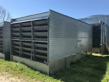 501 Ton Bac Cooling Towers Stainless Steel Basins