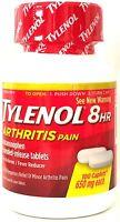 Tylenol Arthritis Pain -- 650 mg - 100 Caplets Health Aids