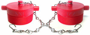 2-Pack-Fire-Hydrant-Adapter-Plug-with-Chain-2-1-2-034-Male-NST-Red-Polycarbonate