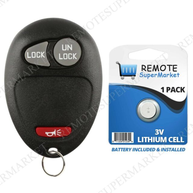 Replacement For Chevy Colorado Venture Gmc Canyon Remote Car Keyless Key Fob