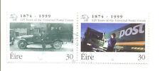 Ireland-UPU - Vans- Transport - fine used pair
