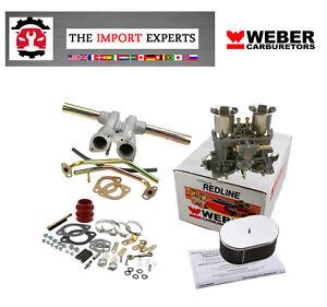 Details about Weber Carburetor Kit VW Bug & Type 1 w/ Single 44 IDF - Tuned  for VW - K1316