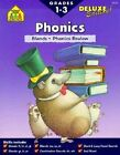 Phonics Deluxe: Blends and Review by School Zone Publishing (Paperback, 1998)