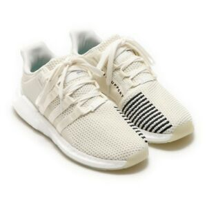 Details about Adidas EQT Support 93/17 OFF WHITE Sneakers Mens Adidas Originals BZ0586 NEW