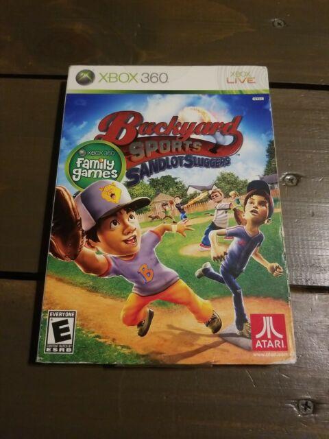 Download Backyard Baseball Xbox 360 Background - HomeLooker