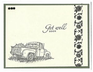 Image result for antique car get well card