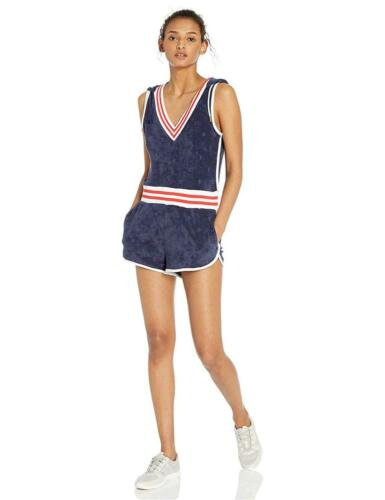 Champion LIFE Women's Terry Cloth Romper, Imperial