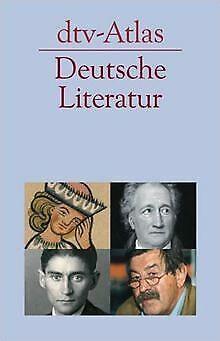 dtv - Atlas zur deutschen Literatur. von Schlosser, Hors... | Buch | Zustand gut