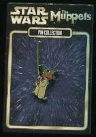 Star Wars - Muppet Mystery Collection (rizzo Yoda) - Disney Pin 95368