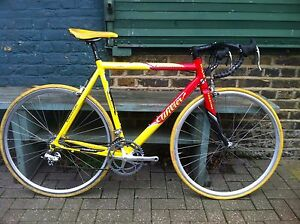 Image Is Loading Wilier Evasion Competition Road Bicycle Easton Campagnolo Ritchey