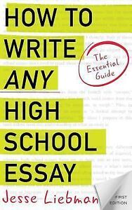 Essay On Humility  How To Write Any High School Essay  The Essential Guide Paperback By  Liebma Stock Photo Macbeth Analytical Essay also The Neolithic Revolution Essay How To Write Any High School Essay  The Essential Guide By Jesse  Essay On Kids