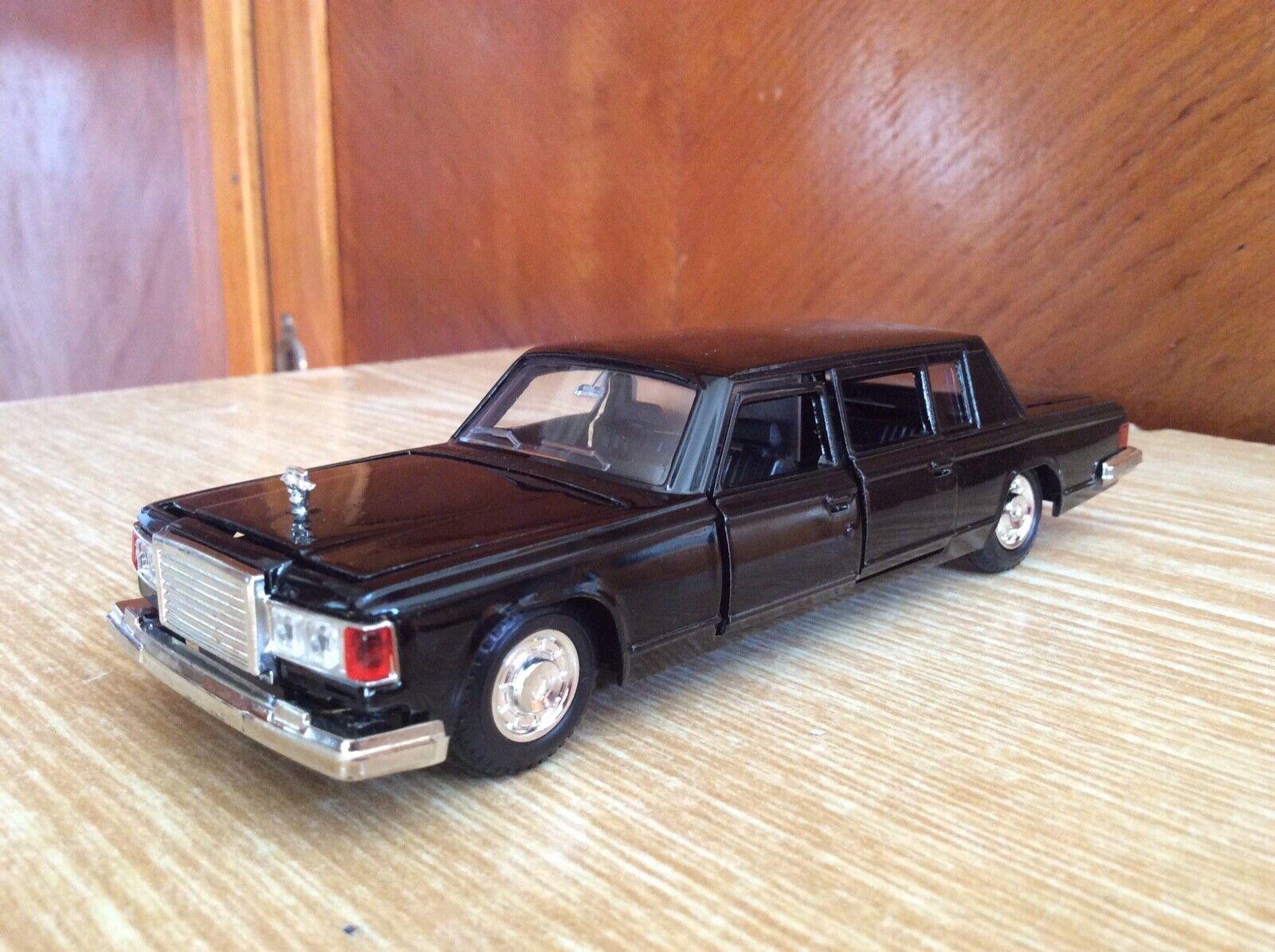 ZIL-115 black 1 43 USSR car