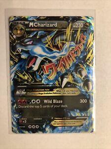 Mega-M-Charizard-EX-Ultra-Rare-Pokemon-Holo-Foil-Flashfire-Card-69-106