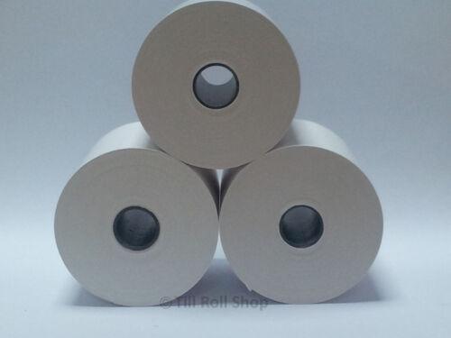 57x55 Box of 20 rolls 1 Ply Action Rolls 57 x 55