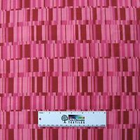 Valentine's Day Fabric - Westminster Pink Stripe - Free Spirit Cotton Yards