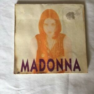 RARE-Madonna-Oh-Father-Japanese-3-CD-Single-1989-with-some-cover-damage