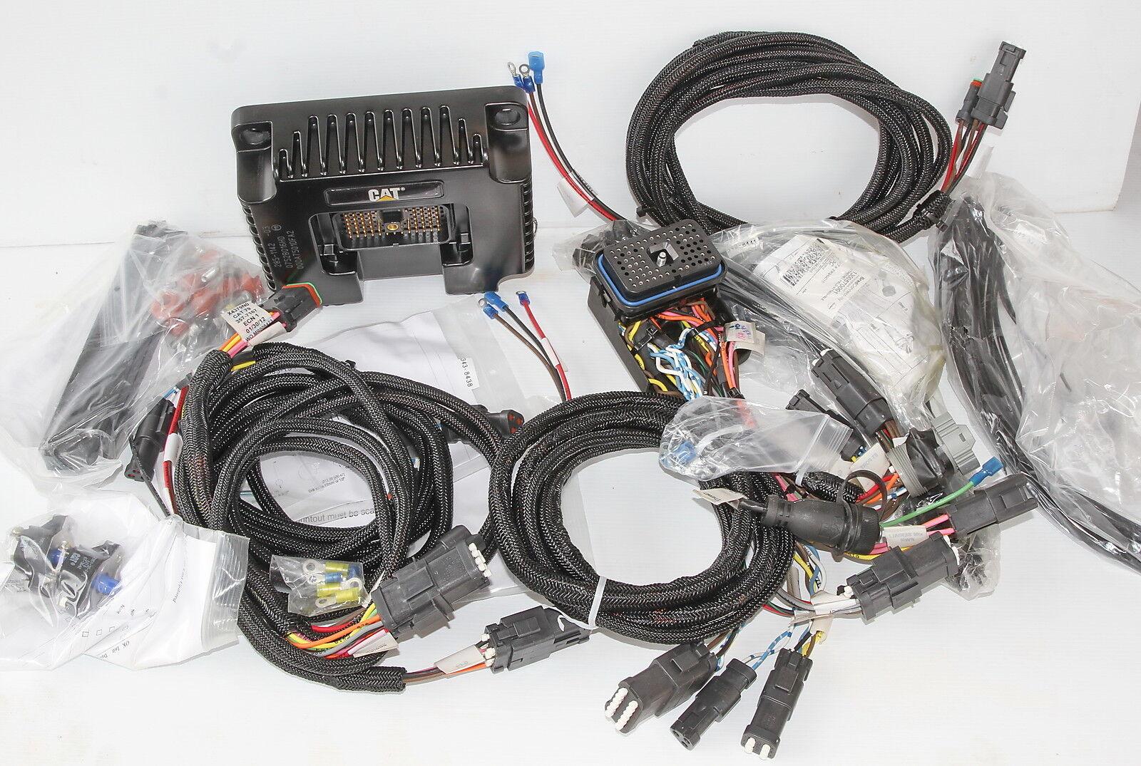 Caterpillar 2851142 Minestar Gp Health Intec Mod Cat Install Kit Ebay Sca Engine Wiring Harness Norton Secured Powered By Verisign