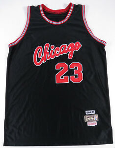 df684cf40b07 Image is loading Michael-Jordan-Chicago-Bulls-Mitchell-Ness-Hardwood -Classics-