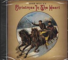 CD 15T BOB DYLAN CHRISTMAS IN THE HEART DE 2009 EUROPE NEUF SCELLE