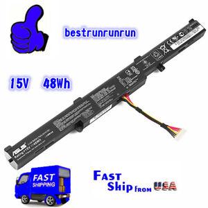 Genuine-A41N1501-battery-48WH-for-ASUS-ROG-GL752VW-G752VW-N552V-N552VX-A41LK9H