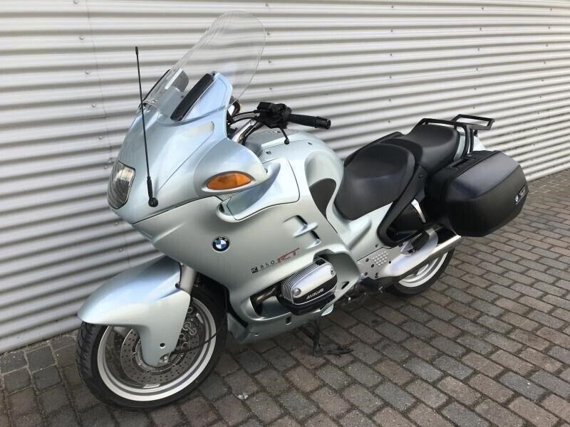 BMW, R 850 RT, ccm 848