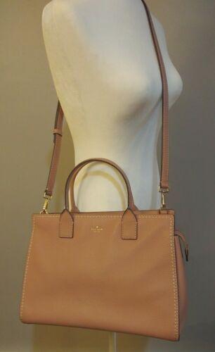 EUC Kate Spade Cameron Candice Leather Satchel Bag