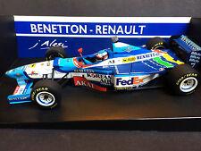 Minichamps - Jean Alesi - Benetton - B197 - 1997 - 1:18 - Renault Special
