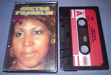 ARETHA FRANKLIN RESPECT & OTHER HITS PAPER LABELS cassette tape album T3587