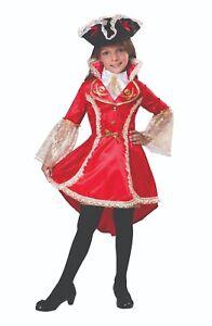 Bambino-Pirata-Dei-Caraibi-Principessa-di-il-Seas-Costume-3-Taglie-Costume