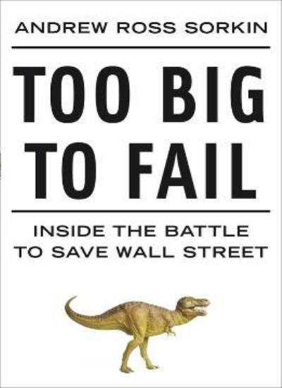 Too Big to Fail: Inside the Battle to Save Wall Street By Andre .9781846142383