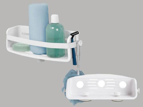flex gel lock bin white by umbra 1004001-660 duschablage