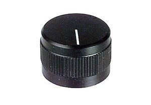 Manopola-per-potenziometro-asse-6mm-in-alluminio-nero-diametro-18-5mm-knob-1395
