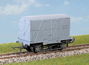 Parkside-PC52-OO-Gauge-BR-Conflat-A-Container-Wagon-Kit