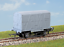 Parkside-PC52-OO-Gauge-BR-Conflat-A-Container-Wagon-Kit thumbnail 1