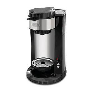 Coffee Maker For Single Person : BELLA Single Serve Dual Brew Coffee Maker 829486143861 eBay