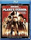 Planet Terror 0796019817165 With Bruce Willis Blu-ray Region a