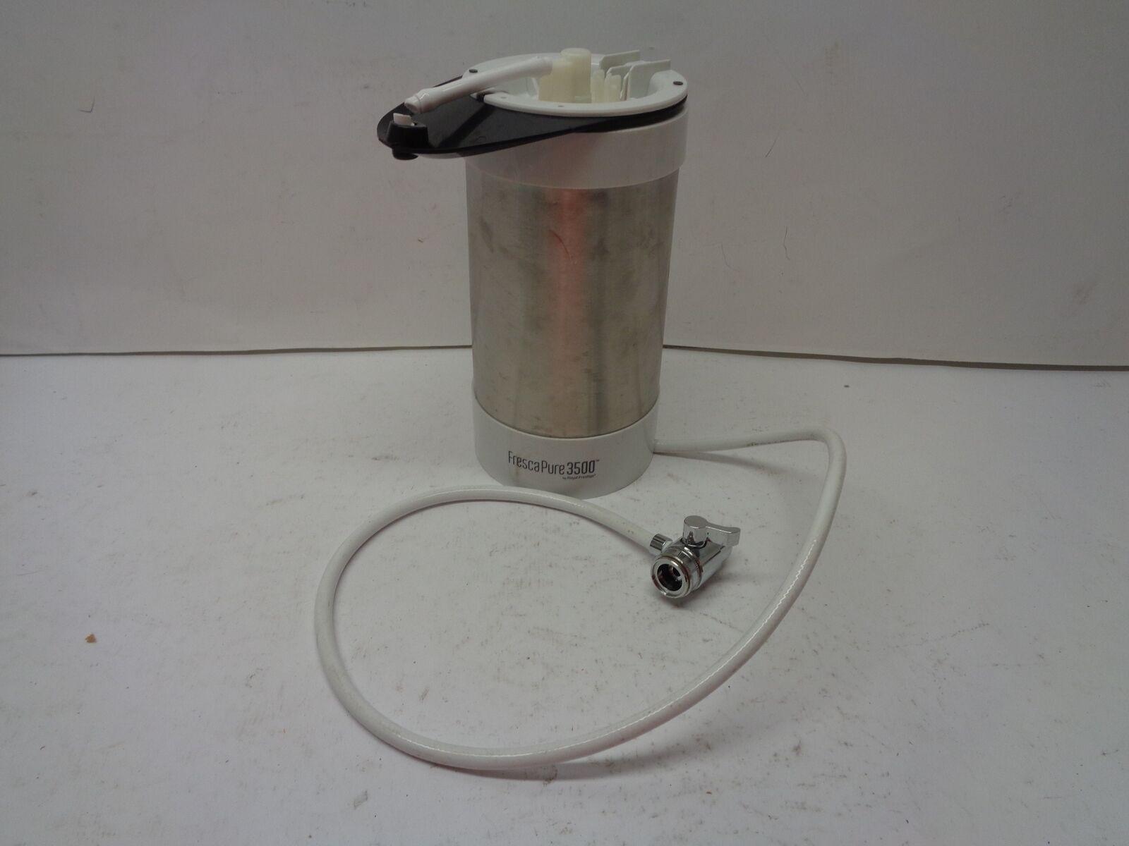 Abimée Endommagé-Royal Prestige frescapure FP3500 Walter système de filtration