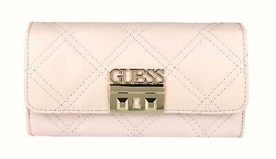 GUESS ELLIANA Pocket Trifold Schwarz Damen-Geldbörse Portemonnaie Wallet