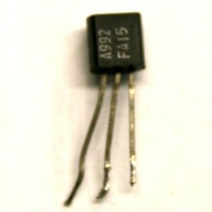 Pulled original transistor 2SA992 Group: F