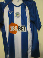 Wigan Athletic 2009-2010 Home Football Shirt Size XL /35231