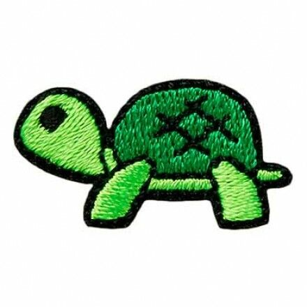 Applikationen Mono Quick Schildkröte grün 02018 L