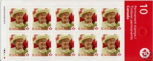 CANADA 2009 QUEENS BIRTHDAY BOOKLET FINE MINT