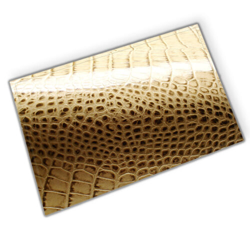 The snakeskin Absorbent Soft Flannel Bathroom Floor Shower Mat Rug Non-slip Gold