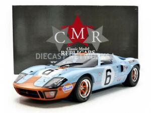 24 H Le Mans Schlesser//Grant 1:18 CMR SHELBY COBRA DAYTONA Coupé #12